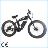 Neuestes Electric FAT Bike mit Alloy Frame, Big Tire (OKM-547)