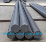 Q195. Q235, 20#. 35#. 45#. 55#, Dipped caldo Galvanized, Steel Round Bar in Stock