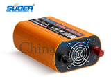 Inversor 12V da potência solar do inversor 1000W da potência do carro de Suoer ao auto inversor pequeno da potência 220V com preço de fábrica (SKA-1000A)