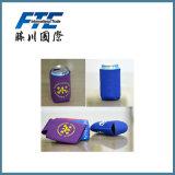 130*105*3mm kundenspezifische Neopren-Bier-Dosen-Kühlvorrichtung