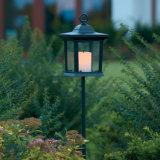 Solar-LED-Pfad-Landschaftslicht mit hängender Lampe