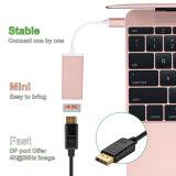 USB-C 3.1 (Thunderbolt 3) dem Bild zu des Displayport Adapter-Angebot-4k@30Hz