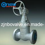 API&CEのステンレス製の造られた鋼鉄はゲート弁(Z47H)フランジを付けたようになった