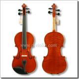 Qualidade constante violino avançado inflamado do estudante (VH100H)