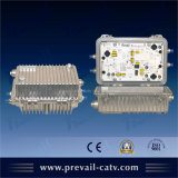 Bi-Directional CATV Signal Amplifier (WA1300CEAM) de 1GHz Outdoor