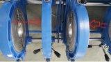 Sud250m-4 HDPE Machine van het Lassen van de Fusie van het Uiteinde van de Pijp de Hand