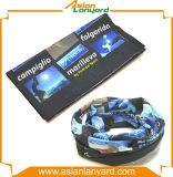 Bunter PolyesterBandana mit Drucken-Firmenzeichen