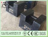 Pesos padrão do teste do ferro de molde OIML