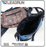 가죽 손 부대 어깨에 매는 가방 책가방 쇼핑 백 (X0765)