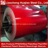 L'alluminio del materiale da costruzione ha galvanizzato una bobina d'acciaio di spessore di 0.17-1.2mm