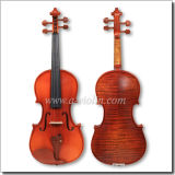 Beginners (VG200)를 위한 인쇄된 Flame Acoustic Student Violin Outfit