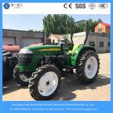 55HP 4WD landwirtschaftlicher fahrbarer Bauernhof/Garten/Mini-/Diesel-/Vertrags-/Rasen-Traktor für Verkauf