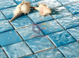 Tuile de mosaïque en céramique de piscine de bleu de ciel (PW4801)