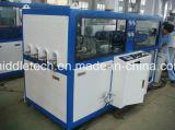 Труба PVC делая производственную линию трубы проводника машины