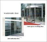 El aluminio perfila las puertas (HT-012)
