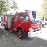 競争価格の狂気の販売の水漕の消火活動のトラック