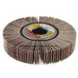 """da """" roda aleta 6 com centro de madeira"""
