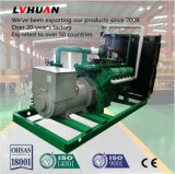 20kw - 600kw中国製工場価格の生物量の発電機セット