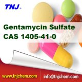 Classe do CAS 1405-41-0 Bp/USP do sulfato de China Gentamycin dos fornecedores principais