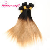 Malaysian Remy Hair Weave 100% Ombre Human Hair