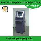 Металлический лист Fabrication с CNC для стержней самообслуживания