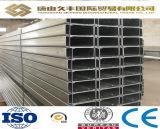 ASTM에 의하여 직류 전기를 통하는 탄소 강철 사각 관 35*35