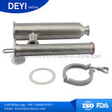 Tamis droits de filtre de bride sanitaire d'acier inoxydable de Dn50 SS304