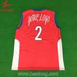 Healong Sublimation-Basketball-Team-Uniform
