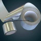 Cinta de aluminio puro revestida a base de agua Sensible a la presión para sellado de equipos de calor