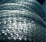 高品質の構築かみそりの有刺鉄線