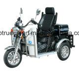 трицикл газолина с ограниченными возможностями с системой безопасности