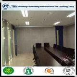 Panneau de mur de haute résistance de silicate de calcium des prix de panneau d'incendie de 9mm