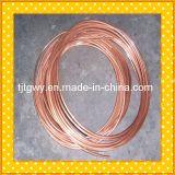 PVC上塗を施してある銅管、銅の波形の管