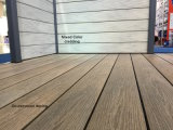 Co-extrusie WPC Decking, Bevloering WPC