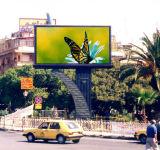 Diodo emissor de luz ao ar livre da cor P16 cheia que anuncia a tela