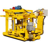 パプアニューギニアの移動タイプQt40-3A Concretのブロックの卵置く機械