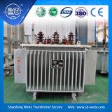 De volledig-verzegelt In olie ondergedompelde Transformator van de Macht van de Distributie van de Legering van het Type Amorfe