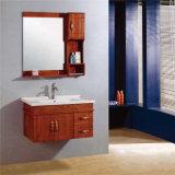 Unità commerciali di legno fissate al muro all'ingrosso di vanità della stanza da bagno