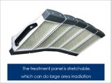 Soins de la peau de haute énergie de lampe de thérapie d'éclairage LED de matériel de salon