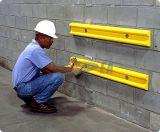E 모양 고무 벽 프로텍터 (DH-WP-4)