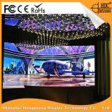 Hotsale Innenfarbenreiches druckgegossenes Bildschirmanzeige-Zeichen LED-P4.81