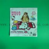 Ciao sacchetto dell'imballaggio del regalo di sigillamento del gattino 3side per il puzzle del puzzle