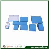 Fördernder einfacher personifizierter Plastikschmucksache-Kasten
