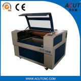 Автомат для резки лазера СО2 CNC низкой цены 6090 Китая с 80With100With130W
