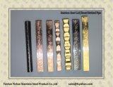 Kwaliteit Gelaste Roestvrij staal GolfPijp