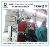 Ligne ligne de machine d'extrusion de pipe de spirale d'évacuation d'eau usagée de HDPE de pipe d'enroulement