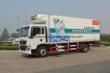 De Gekoelde Vrachtwagen van Sinotruk Merk voor Verse Vruchten