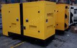 パーキンズイギリスのエンジンCe/CIQ/Soncap/ISOを搭載する180kw/225kVA極度の無声ディーゼル発電機