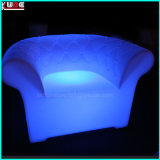 Multi-Color Light Up Mesa e cadeira Outdoor Furniture Signs LED