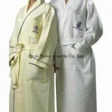 100%年の綿テリー/ワッフルの綿の浴衣